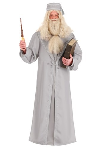 Plus Size Deluxe Harry Potter Dumbledore Costume
