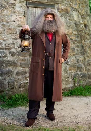 Men's Deluxe Harry Potter Hagrid Costume Update