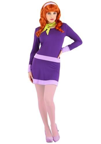 Women's Classic Scooby Doo Daphne Costume Update