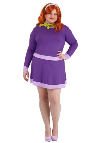 Plus Size Women's Scooby Doo Daphne Costume Update