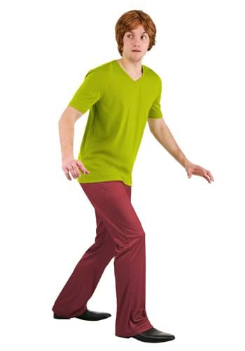 Plus Size Classic Scooby Doo Shaggy Costume Update