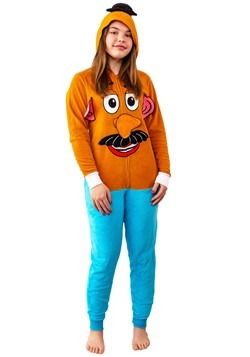 Women's Toy Story Mr. Potato Head Union Suit Costume
