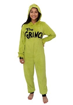 Dr. Seuss' The Grinch Womens Union Suit Costume