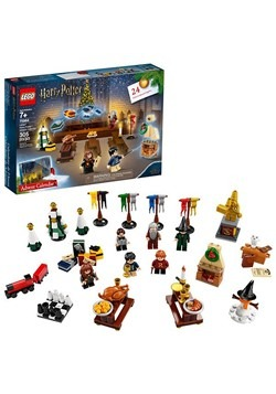 Harry Potter LEGO Christmas Advent Calendar