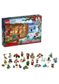 LEGO City Christmas Advent Calendar