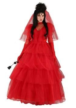 Women's Red Wedding Dress