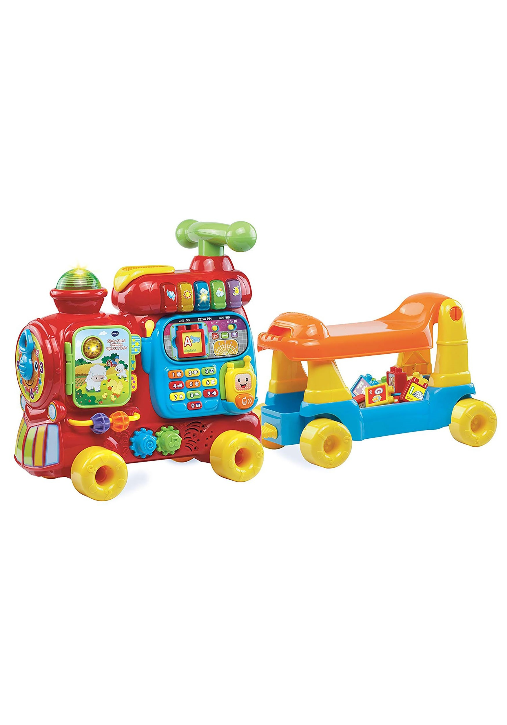 VTech Sit-to-Stand Ultimate Alphabet Train for Babies