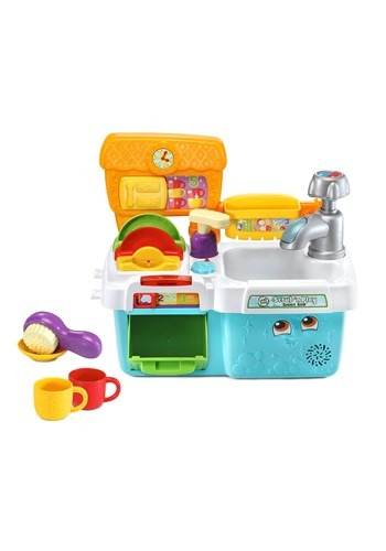 LeapFrog Scrub 'n Play Smart Sink