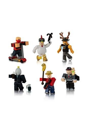Roblox Masters of Roblox Toy Set