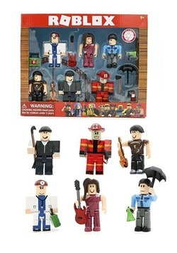 Roblox Citizens of Roblox Toy Set