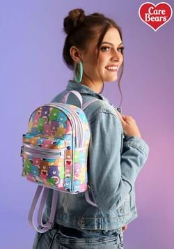 Care Bears Classic All Over Print Mini Backpack