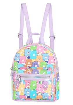 Care Bears Classic All Over Print Mini Backpack Alt 9