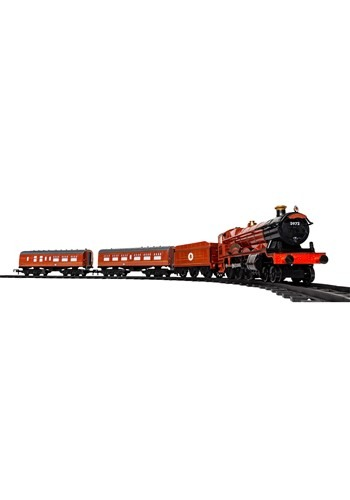 Lionel Hogwarts Express Ready-to-Play Train Set