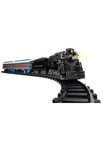 Lionel The Polar Express Ready-to-Play Train Set