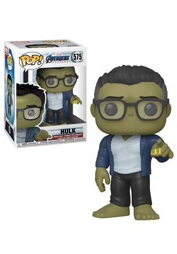 Pop! Marvel: Endgame - Hulk w/ Taco upd
