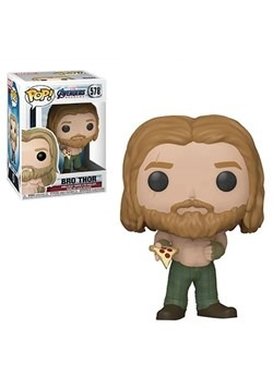Pop! Marvel: Endgame - Thor w/ Pizza New