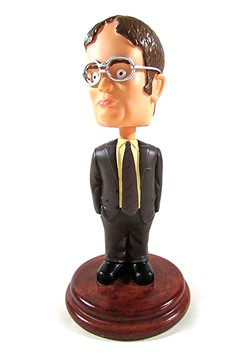 The Office 7 Inch Dwight Bobblehead Figure