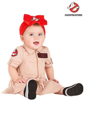 Ghostbusters Dress Costume for Infants Upd