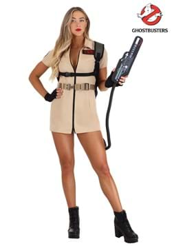 Ghostbusters Shirt Dress Costume for Women