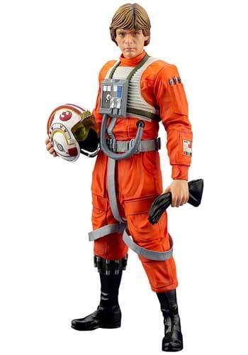 Star Wars Luke Skywalker X-Wing Pilot ArtFx Figure
