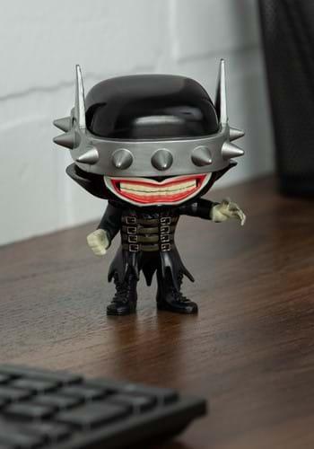 Dark Nights Funko Pop Metal Batman Who Laughs Figure
