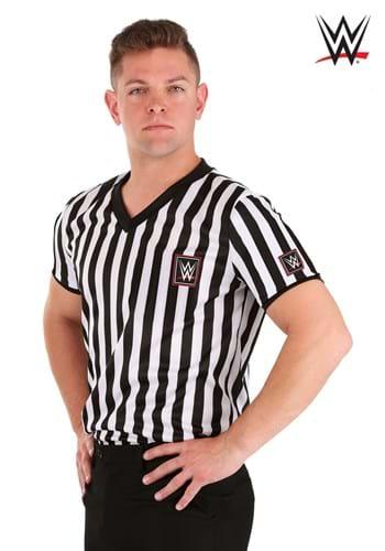 WWE Referee Shirt Costume for Men