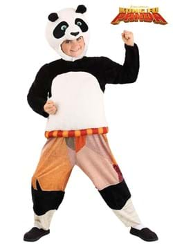 Kung Fu Panda Kids Po Costume
