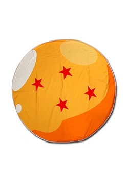 Dragon Ball Z - Dragon Ball #4 Round Towel