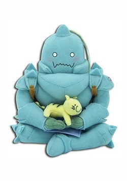 FULL METAL ALCHEMIST ALPHONSE SITTING PLUSH