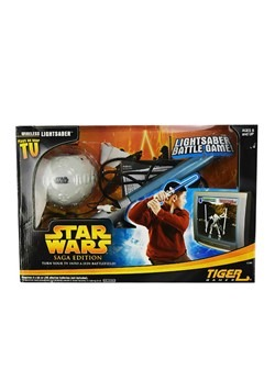 Star Wars Lightsaber Academy Battling Game