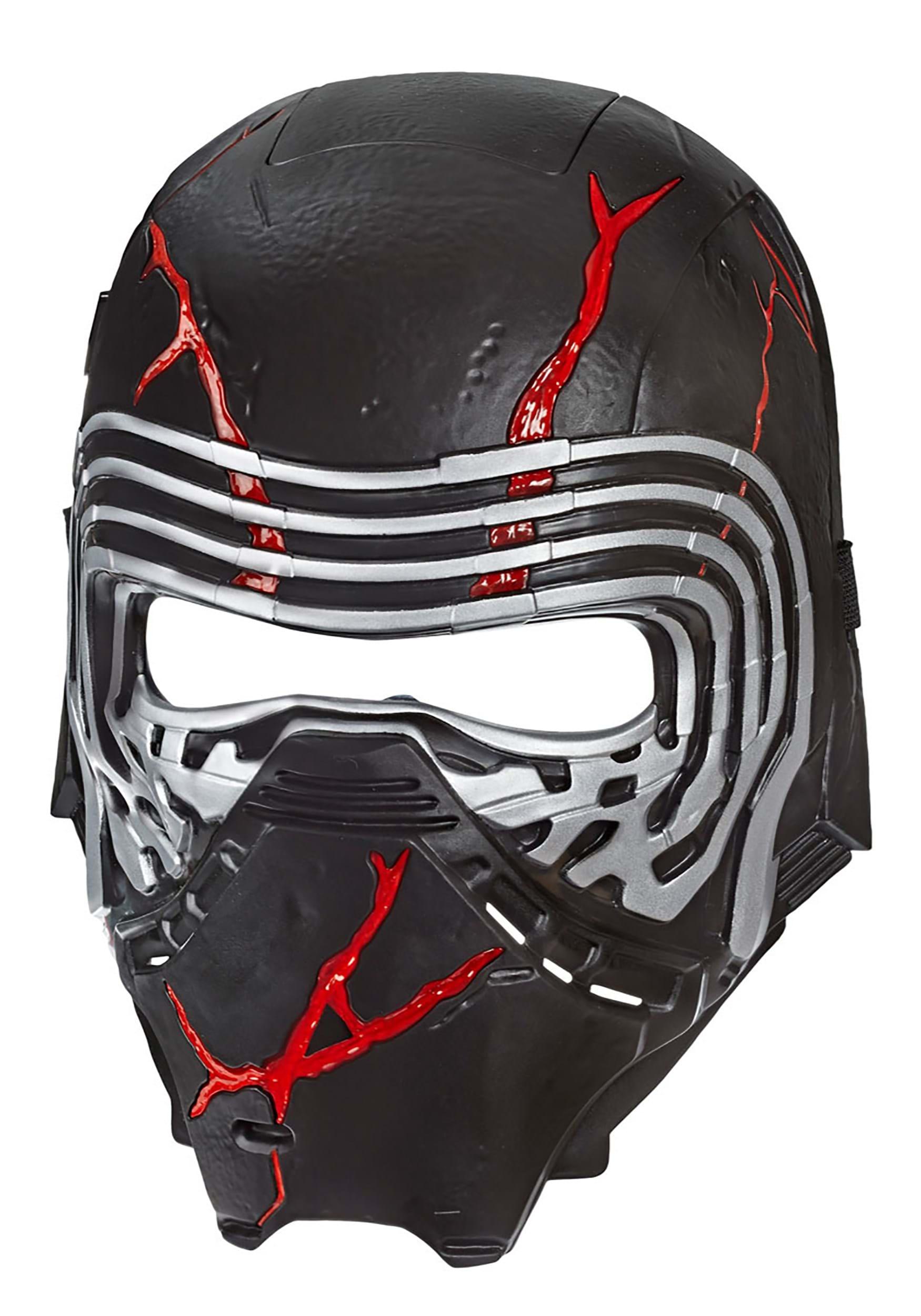 Rise Of Skywalker Star Wars Kylo Ren Electronic Mask
