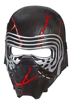 Star Wars The Rise of Skywalker Kylo Ren Electronic Mask 1