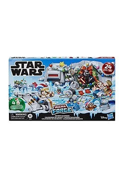 Star Wars Rise of Skywalker Micro Force Advent Calendar upda