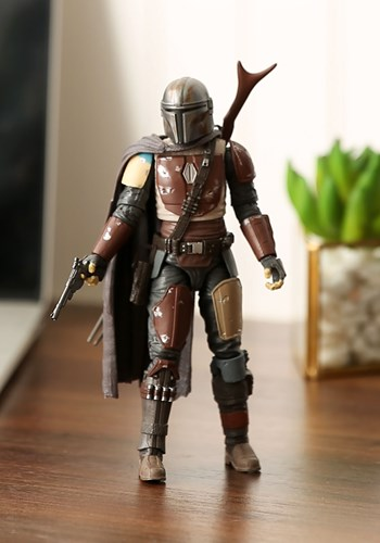 Star Wars The Mandalorian Action Figure 1 update