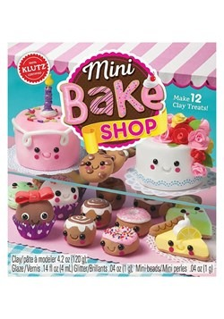 Mini Bake Shop Craft Kit