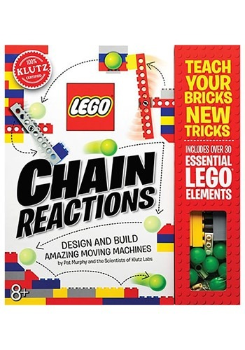 LEGO Chain Reactions Activity Kit