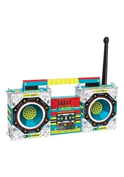 Radio Boombox STEM Kit Alt 3