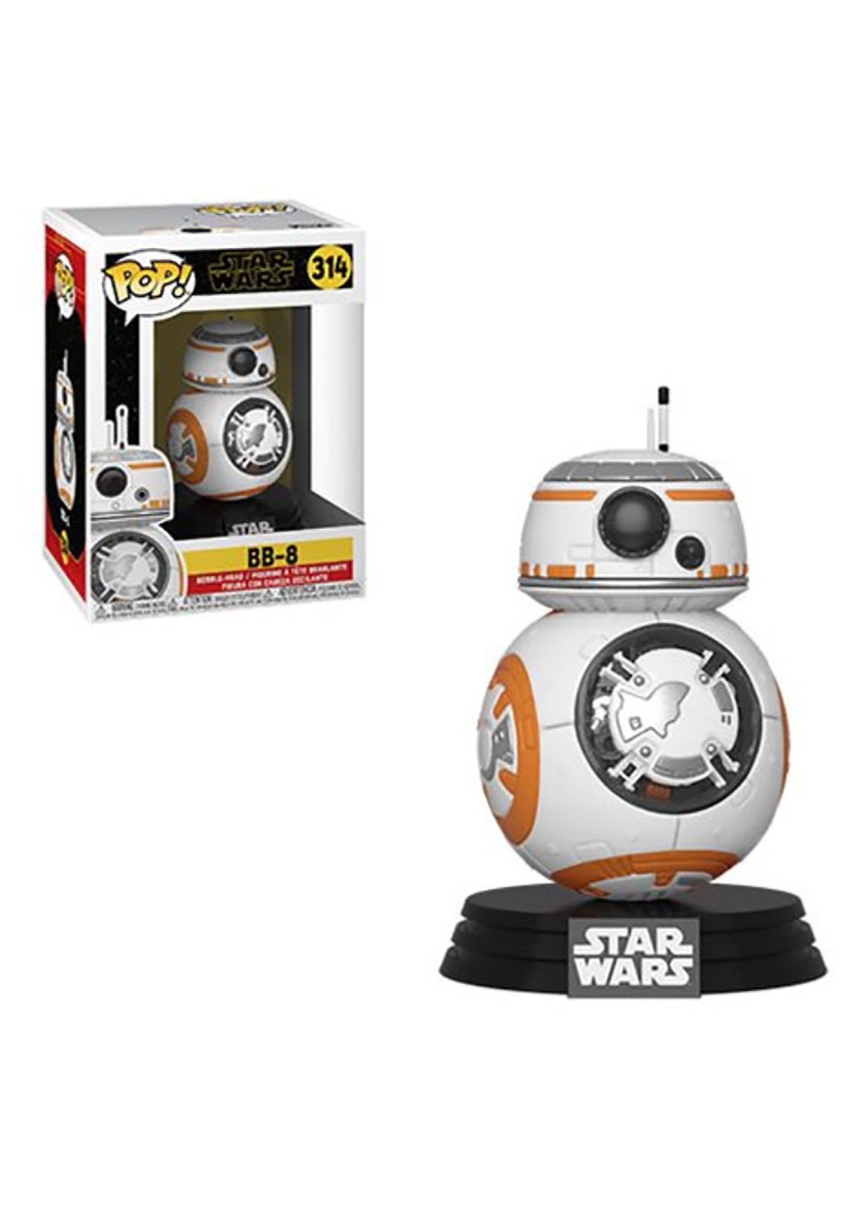 Bb 8 Pop Star Wars The Rise Of Skywalker Bobblehead Figure