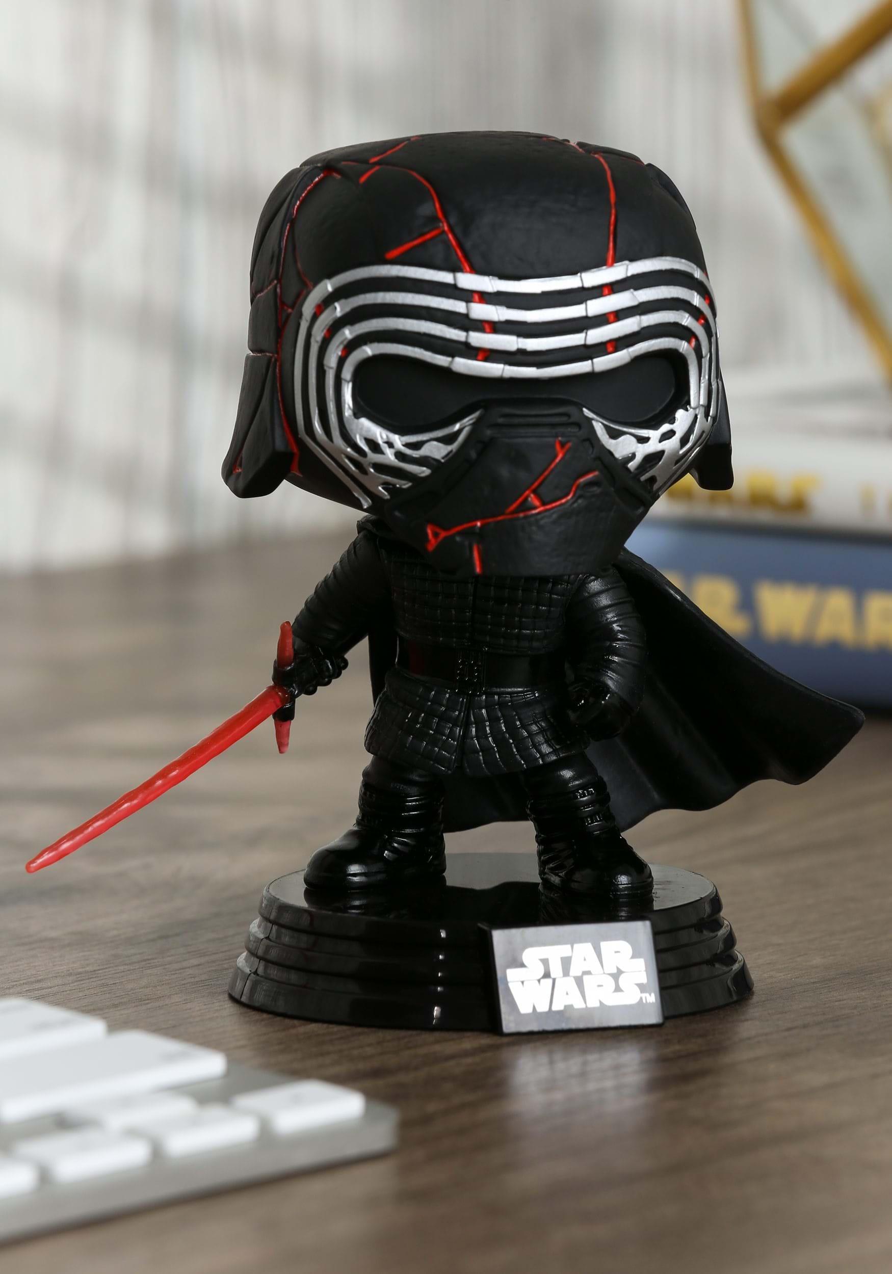 Kylo Ren Pop Star Wars The Rise Of Skywalker Bobblehead Figure