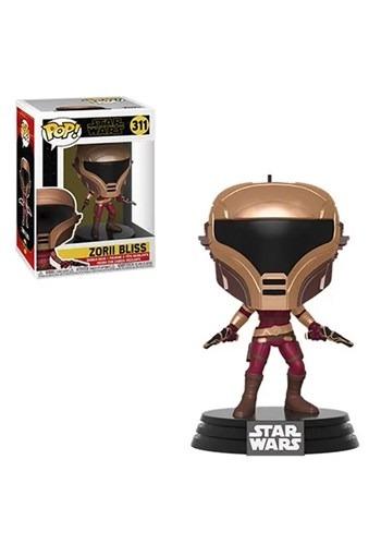 Pop! Star Wars: The Rise of the Skywalker - Zorii Bliss New