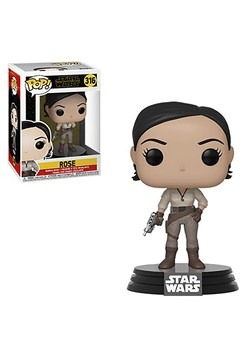 Pop! Star Wars: The Rise of the Skywalker - Rose new