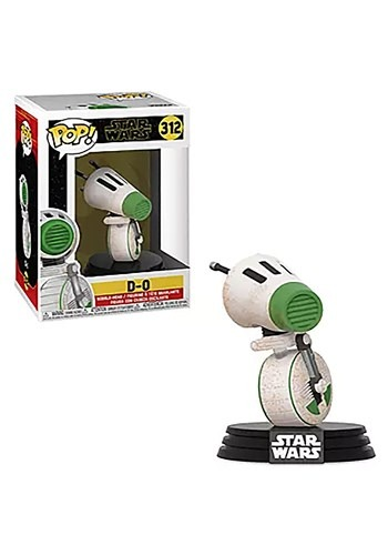 Pop! Star Wars: The Rise of the Skywalker - D-O New