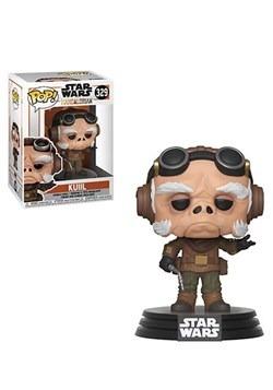 Pop! Star Wars: The Mandalorian - Kuliil new