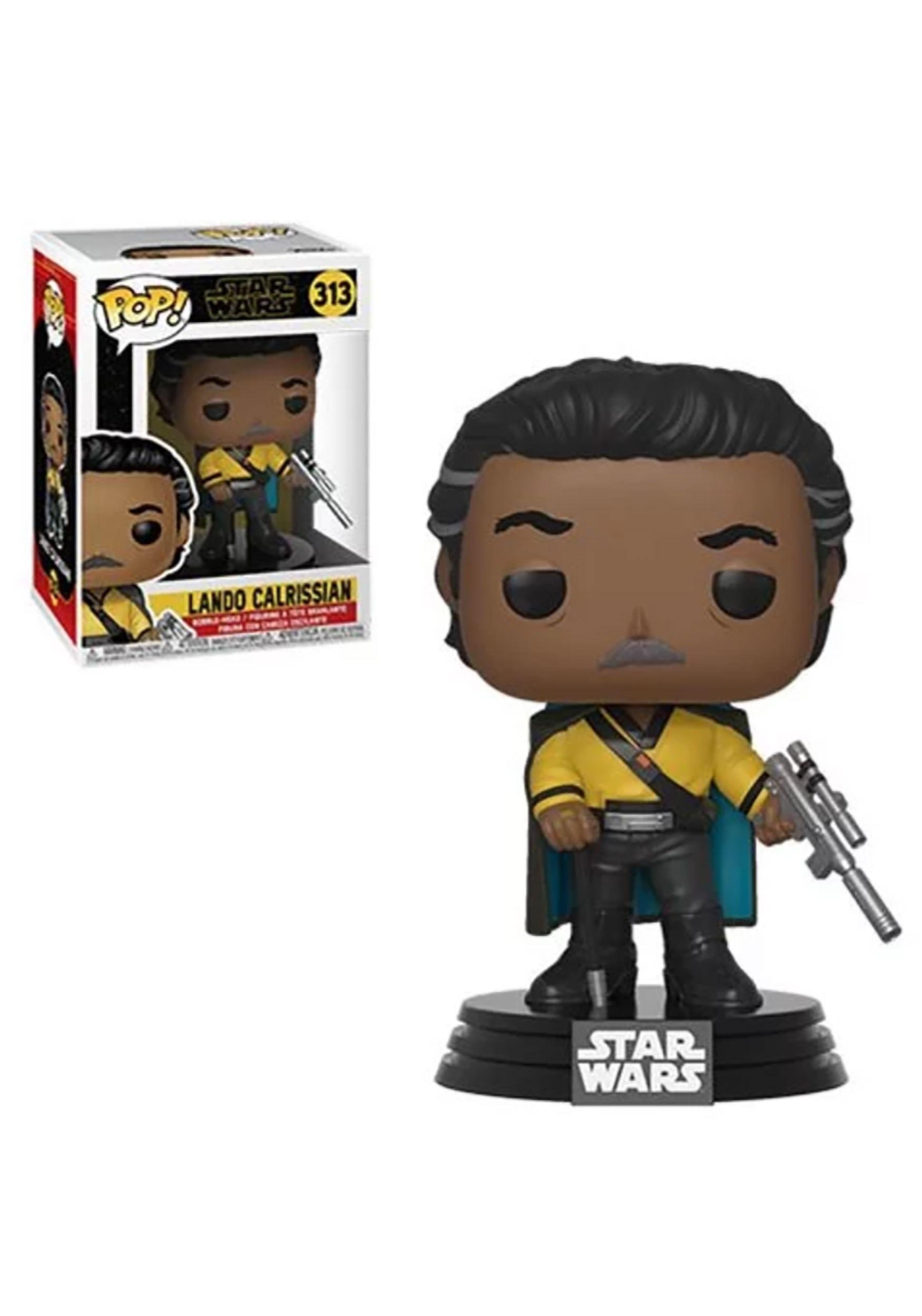 Lando Pop Star Wars The Rise Of Skywalker Bobblehead Figure