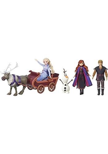 Frozen 2 Sledding Adventures Doll Pack