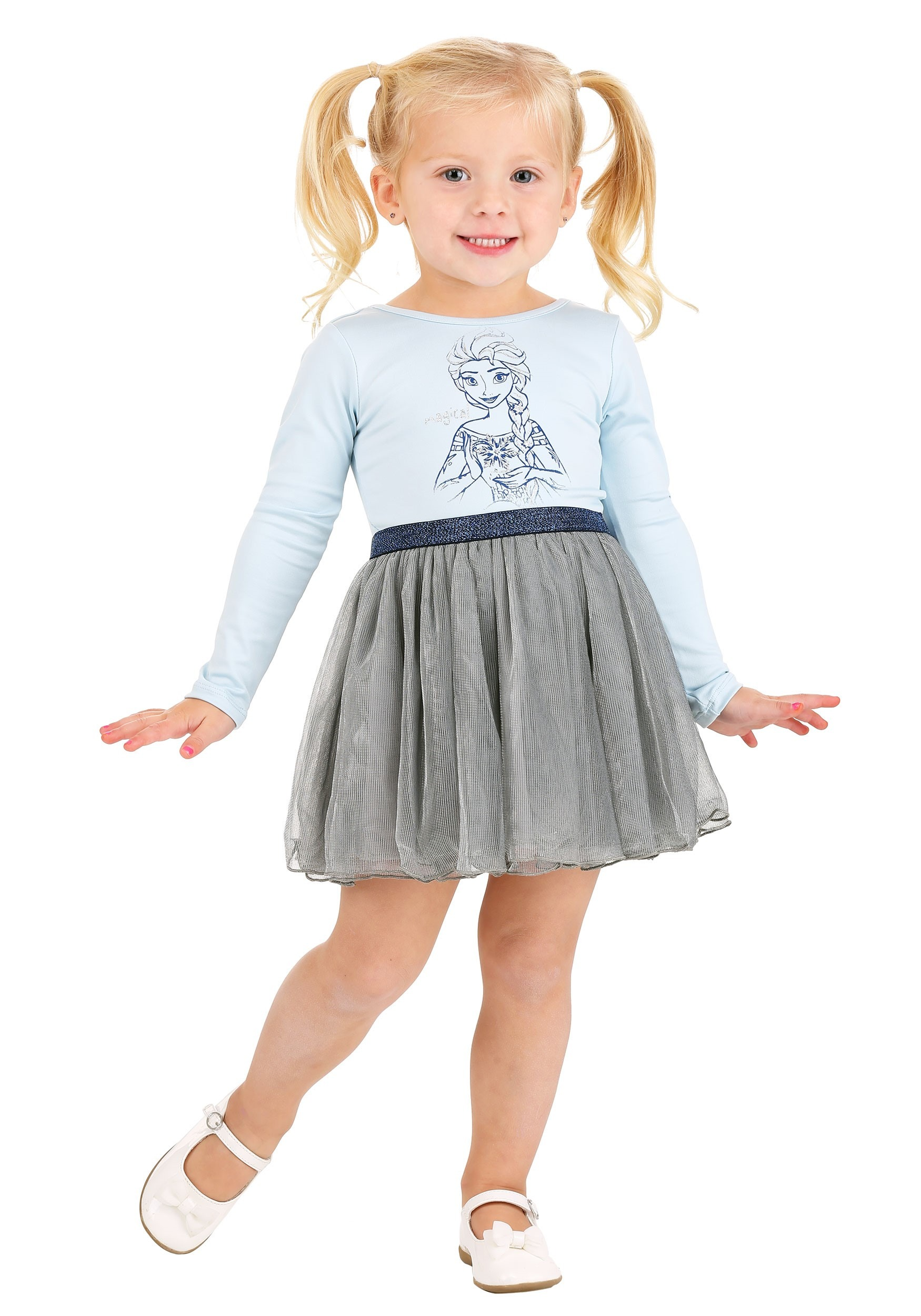 Frozen Elsa Ballerina Dress for Girls