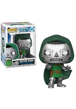 Pop! Marvel: Fantastic Four- Doctor Doom upd