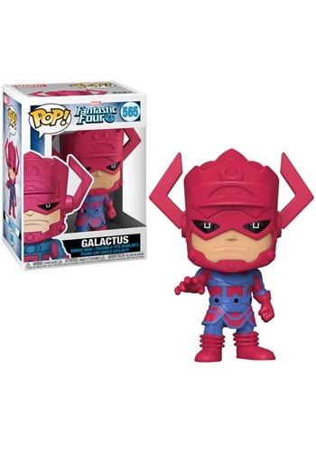Pop! Marvel: Fantastic Four- Galactus upd