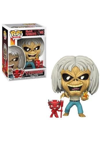 Pop! Rocks:Iron Maiden- Number of the Beast (Skeleton Eddi