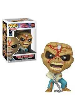 Pop! Rocks: Iron Maiden- Piece of Mind (Skeleton Eddie)1